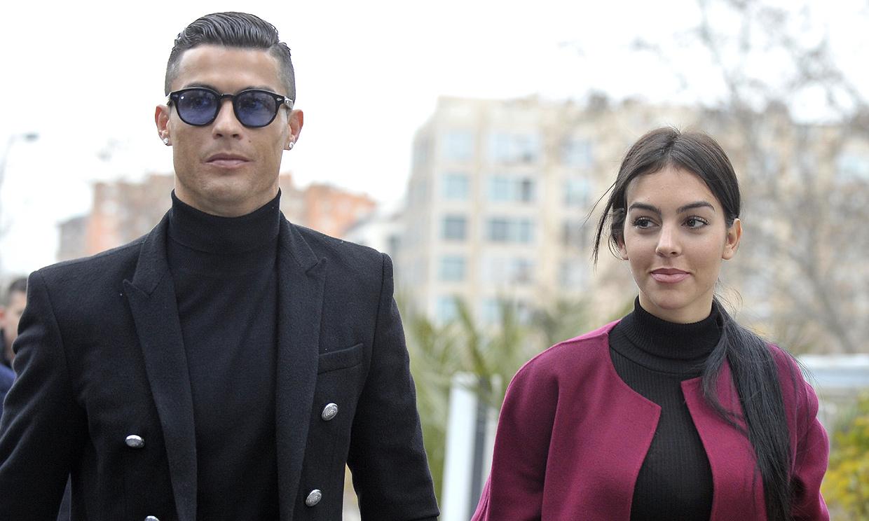 La 'mudanza' de Cristiano Ronaldo y Georgina Rodríguez que tanto está dando que hablar