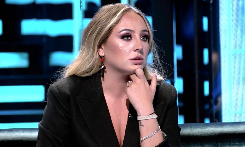 Rocío Flores y su tajante defensa a Olga Moreno: 'Me parece muy feo que digáis que manipula'