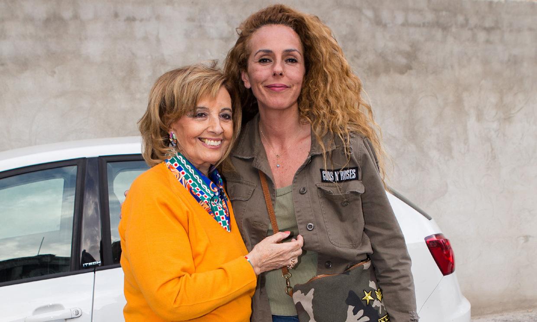 Rocío Carrasco se pronuncia sobre el deseo de María Teresa Campos: 'Se hará justicia y ella lo verá'