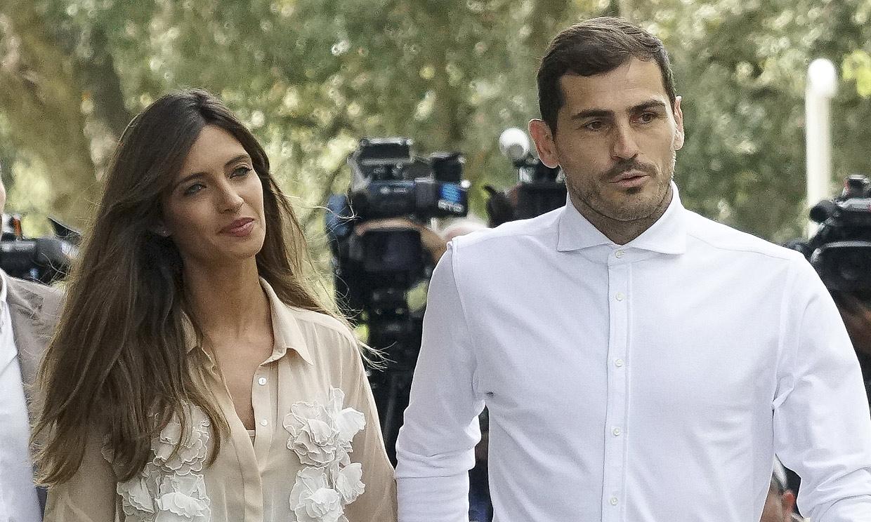 El cariñoso mensaje de Sara Carbonero a Iker Casillas al cumplir 40 años
