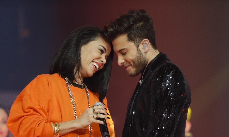 La petición de Beatriz Luengo a su amigo Blas Cantó tras la polémica en Eurovisión