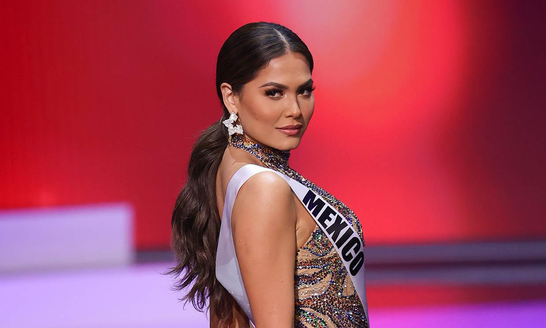 Andrea Meza explica el problema de salud de su madre por el que casi abandona el certamen 'Miss Universo'