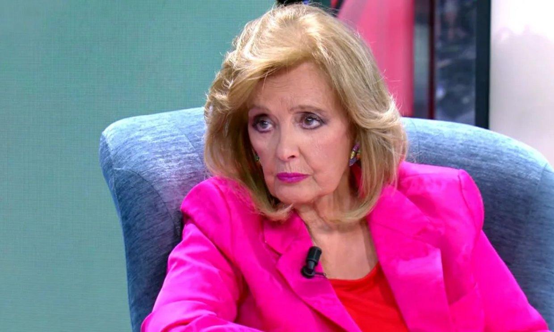 Esto es lo que opina María Teresa Campos de una posible reconciliación entre Rocío Carrasco y su hija
