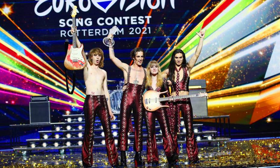 Eurovisión 2021: La rockera y favorita Italia gana el festival mientras que  España queda antepenúltima