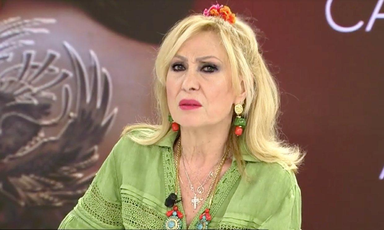 Rosa Benito contesta a Terelu Campos: 'María Teresa nunca fue amiga de Rocío Jurado'