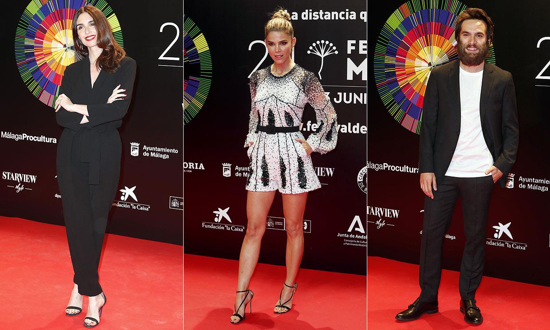 Juana Acosta, Paz Vega, Ricardo Gómez... Desfile de talento en la presentación del Festival de Málaga