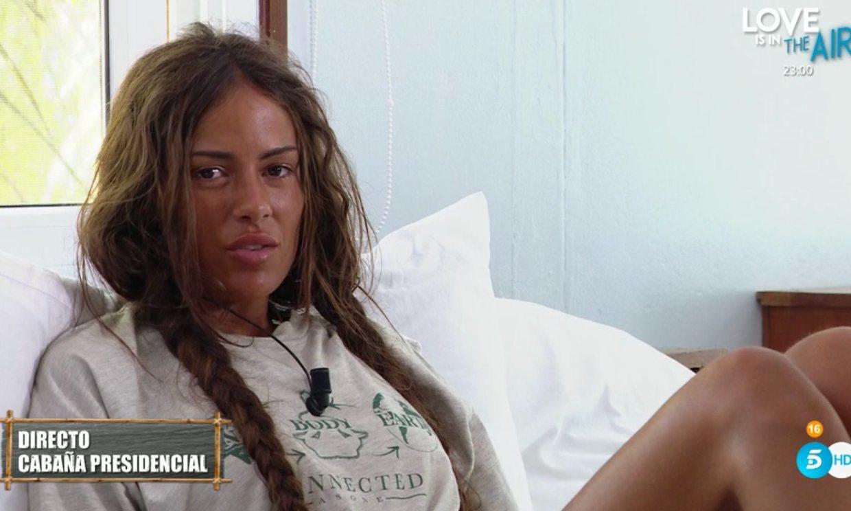Melyssa, evacuada por el servicio médico de 'Supervivientes' debido a un fuerte malestar abdominal