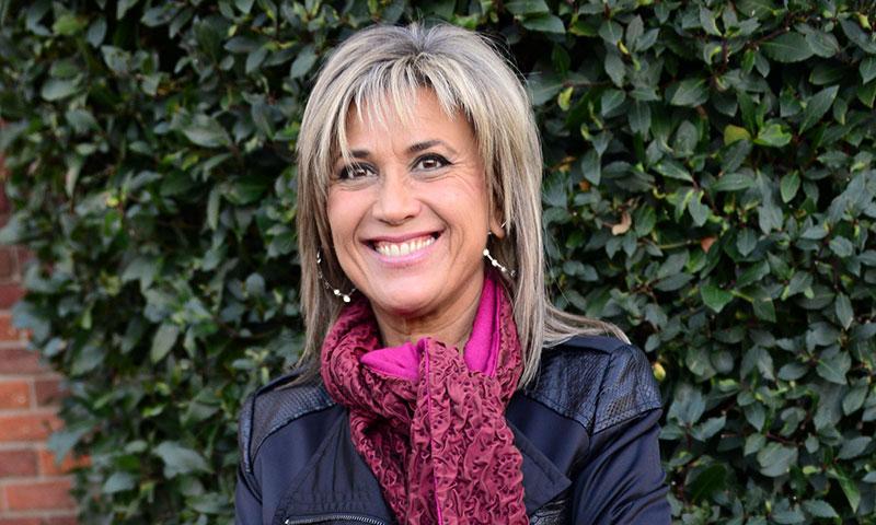 Julia Otero bromea con la recomendación de su oncólogo: 'Me manda a paseo y soy obediente'