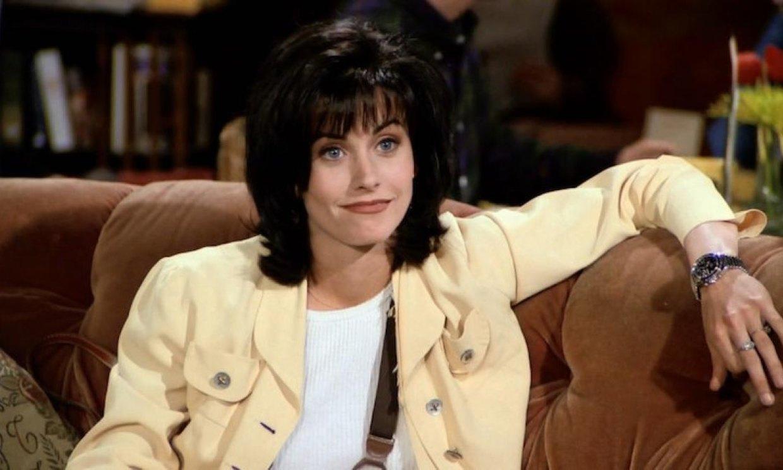 Descubre con qué escena de 'Friends' ha vuelto a emocionarse Courteney Cox