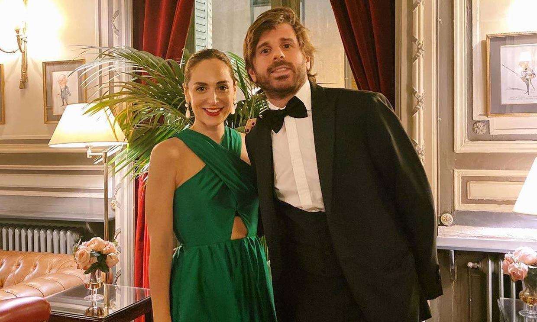 Las simpáticas imágenes con las que Tamara Falcó felicita a su primo Álvaro