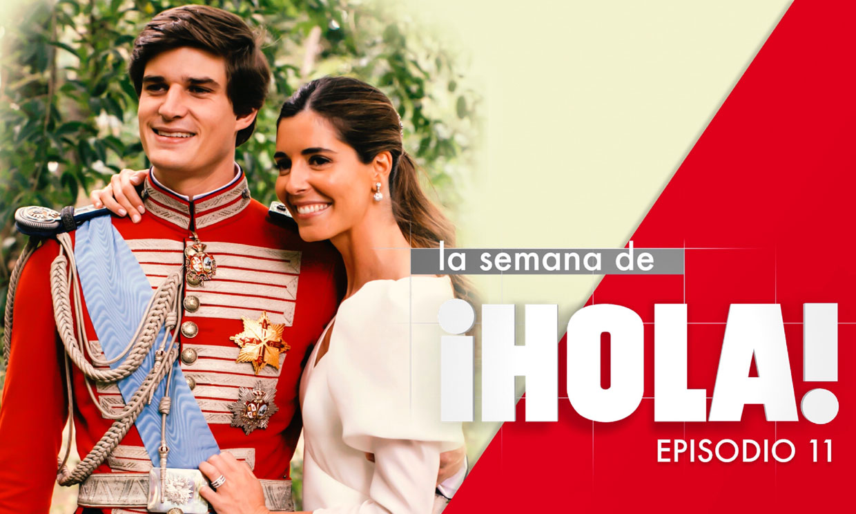 La boda de Carlos Fitz-James Stuart y Belén Corsini: la noticia más importante de la semana en ¡HOLA!