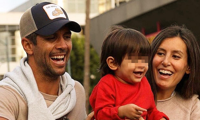 ¡Rumbo a París! Fernando Verdasco se derrite con esta tierna imagen de Ana Boyer y su pequeño viajero