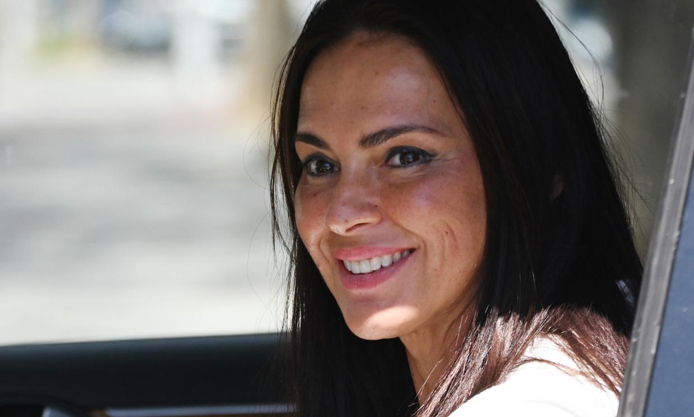 Olga Moreno quiere bautizar al hijo de Antonio David Flores en cuanto salga de 'Supervivientes'