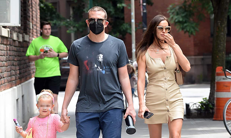 Bradley Cooper e Irina Shayk: las idílicas imágenes de dos ex muy bien avenidos