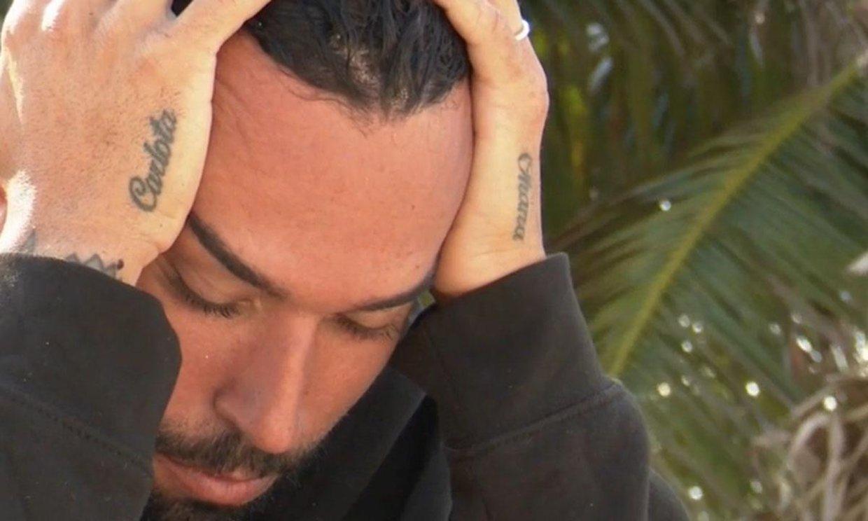 Omar incumple las reglas de 'Supervivientes' pidiendo a sus compañeros que le nominen