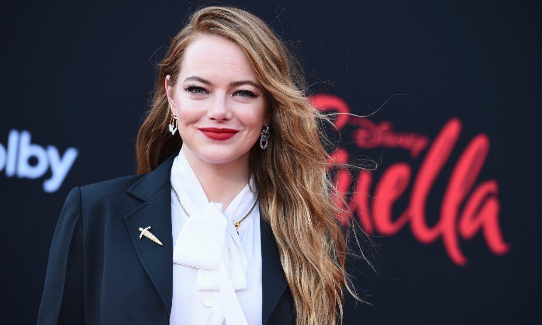 Emma Stone aclara cómo se rompió el hombro antes de rodar 'Cruella'