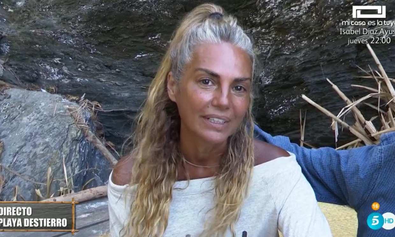 Sylvia Pantoja, sexta expulsada definitiva de 'Supervivientes'