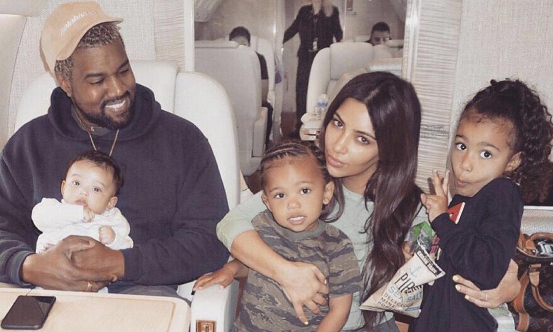 Kim Kardashian felicita a Kanye West por su cumpleaños en pleno divorcio: 'Te quiero de por vida'