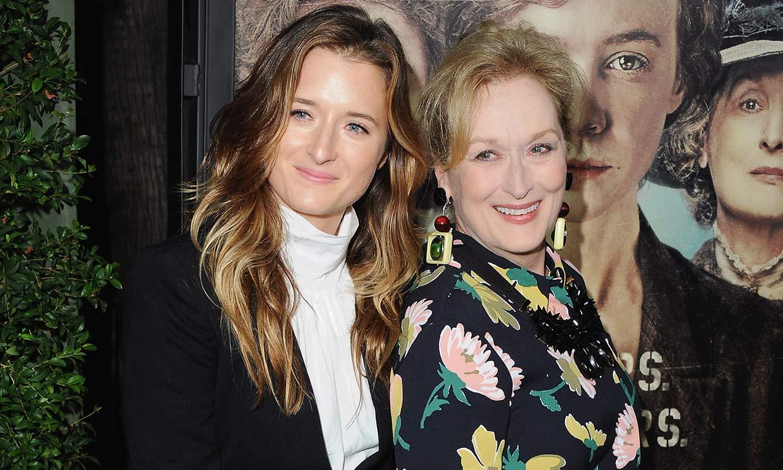 La hija de Meryl Streep se compromete un año después de su divorcio