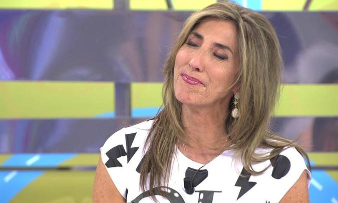 Paz Padilla se rompe al recordar su boda con Antonio Vidal: 'Lloro todos los días'