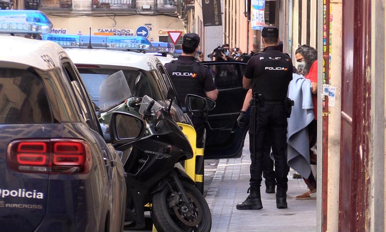 Diego 'El Cigala' pasa a disposición judicial acusado de malos tratos continuados a su pareja