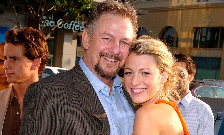 El golpe más duro para Blake Lively: fallece su padre, el actor Ernie Lively