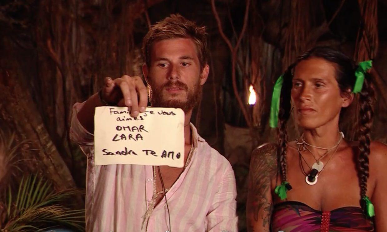 Los románticos mensajes de Tom Brusse para reconquistar a Sandra Pica