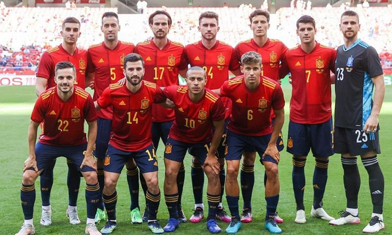 Descubre el lado más desconocido de los jugadores de 'La Roja' en la Eurocopa 2020