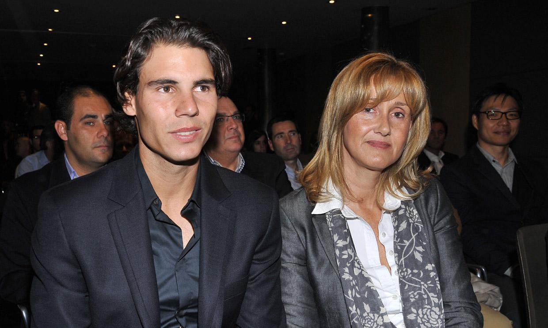 Así es Ana María Parera, la madre del tenista legendario en Roland Garros, Rafa Nadal