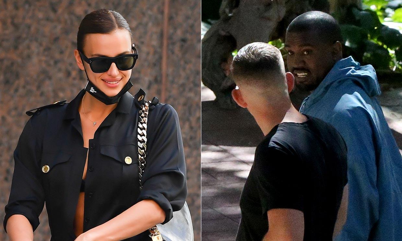 El pasado de Kanye West e Irina Shayk sale a la luz: habrían tenido un breve romance hace más de una década