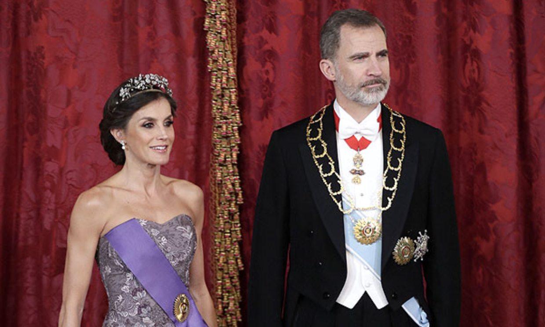 Los Reyes celebrarán esta semana la primera cena de Estado tras la pandemia