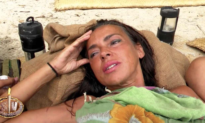 Olga Moreno, muy nostálgica por su aniversario de boda, se plantea abandonar 'Supervivientes'