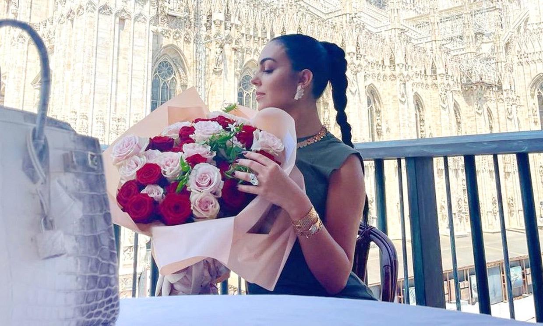 Las joyas de más de 90.000 euros de Georgina Rodríguez