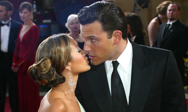 ¡Por fin! El beso de Jennifer Lopez y Ben Affleck que confirma su reconciliación