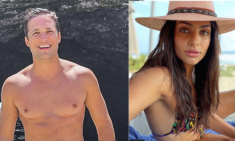 Diego Boneta y su novia Renata Notni, escapada al paraíso