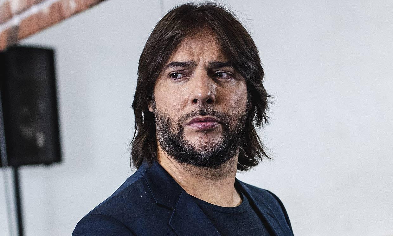 Joaquín Cortés, muy preocupado por la salud de su bebé ingresado en el hospital