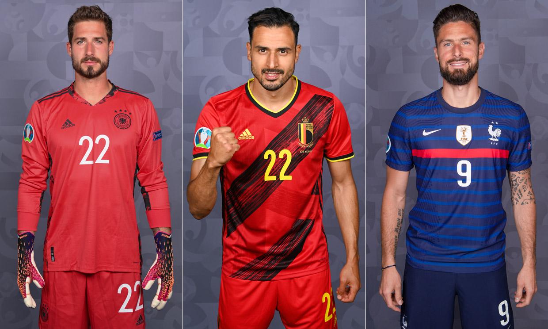¡Ayúdanos a encontrar al futbolista más sexi de la Eurocopa!