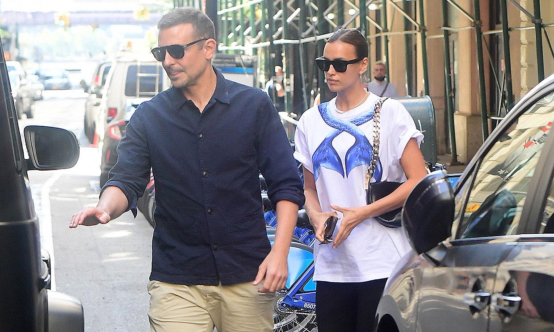 Irina Shayk y Bradley Cooper, dos ex con buena sintonía tras las fotos de la modelo con Kanye West