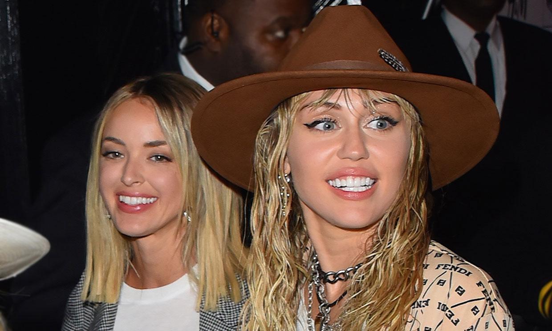 Kaitlynn Carter, ex de Miley Cyrus, está esperando su primer hijo