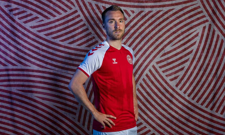 El emotivo detalle que ha tenido Christian Eriksen con sus compañeros de la Selección danesa al recibir el alta
