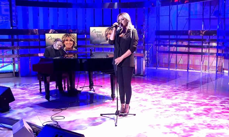 Merche emociona interpretando la canción que la unió a Mila Ximénez