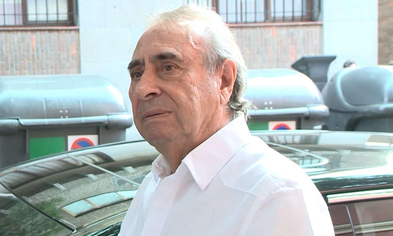 Pedro Trapote recuerda a su hijo dos meses después de su muerte: 'Ha sido lo más doloroso'