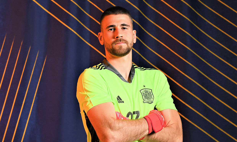24 años, 1,90 de estatura… y de nobleza: así es Unai Simón, el superportero de la Selección española