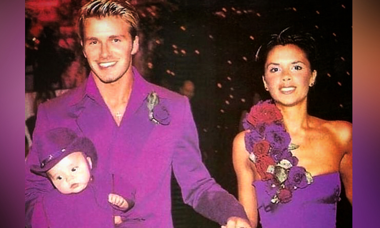 Así fue la boda de David y Victoria Beckham cuando se cumplen 22 años del enlace
