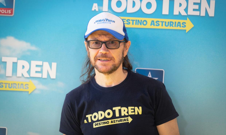 Santiago Segura aclara si tenía vinculación con José Luis Moreno: 'Para mí es un disgusto'