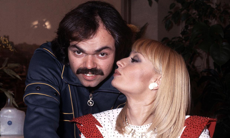 Los dos grandes amores de Raffaela Carrà, la estrella que nunca dijo 'sí, quiero'