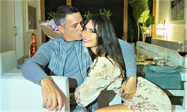 El picnic familiar de Alejandro Sanz y Rachel Valdés