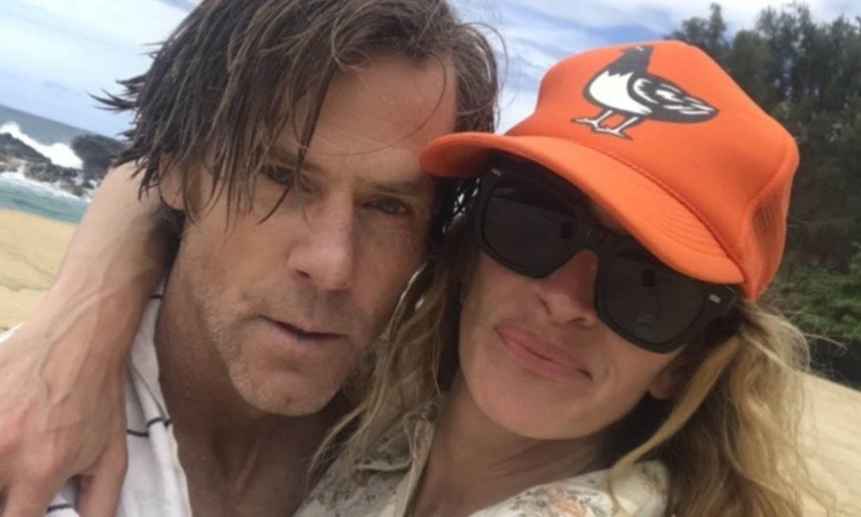 Julia Roberts se pone romántica en su aniversario de boda: '19 años, solo estamos empezando'