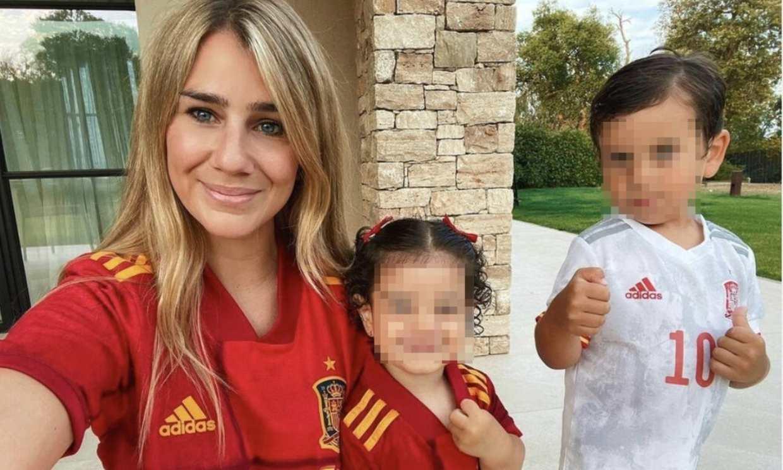 De Julia Vigas a Beatriz Espejel: las familias y algunas 'celebrities' dicen adiós a España en la Eurocopa