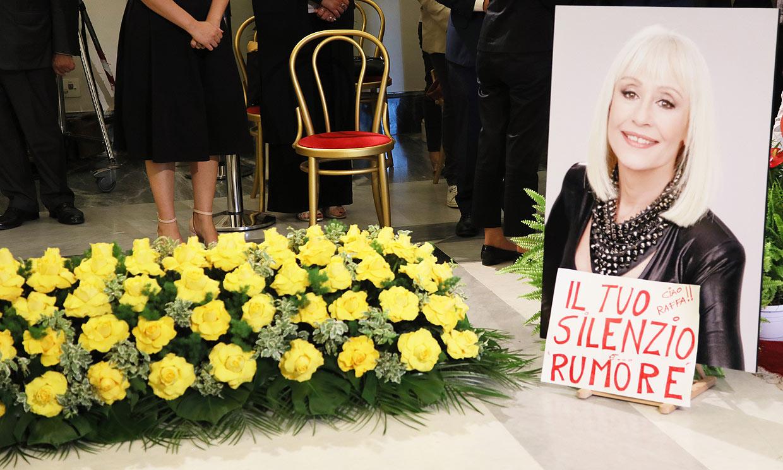 Italia brinda a Raffaella Carrà una despedida a la altura de una gran diva